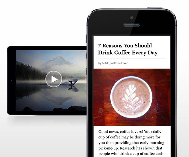 التطبيقات الأساسية المُفضلة: تطبيق Pocket 3