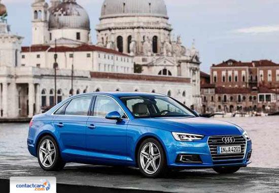 Audi A4 2017 New