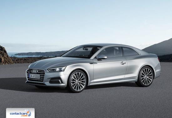 Audi A5 2016 Coupe