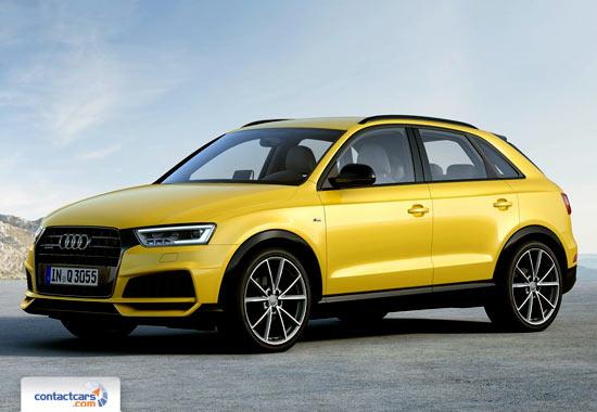 Audi Q3 2017 New